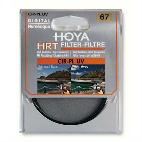 Hoya 82mm Circular Polariser + UV HRT thumbnail