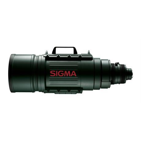 Sigma 200-500mm F2.8 APO EX DG - Canon EOS thumbnail