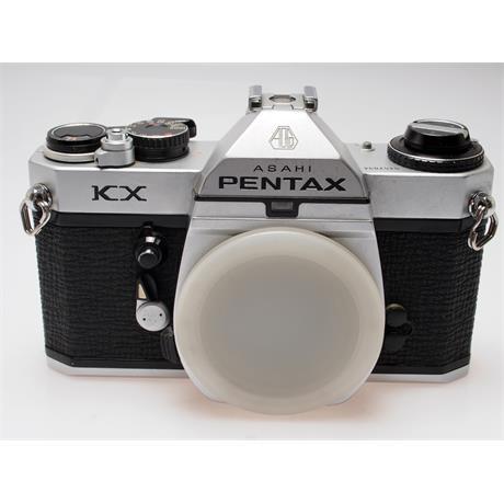 Pentax KX Chrome Body Only thumbnail