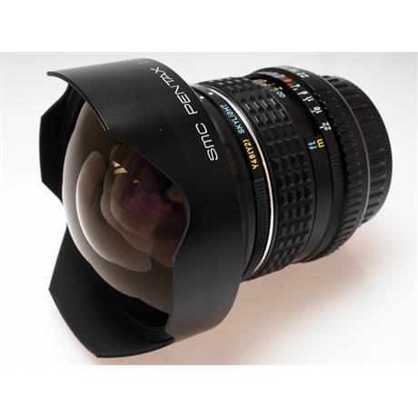 Pentax 15mm f3.5 SMC M thumbnail