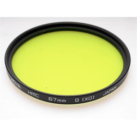Hoya 67mm Green X0 thumbnail