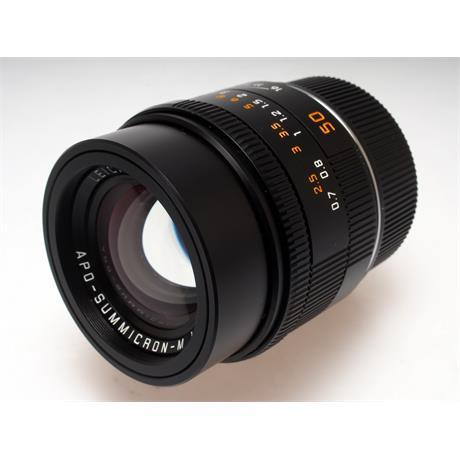 Leica 50mm F2 Apo Asph M Black thumbnail