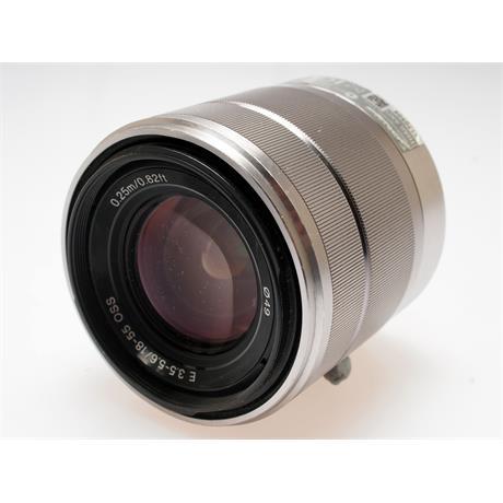 Sony 18-55mm F3.5-5.6 OSS thumbnail