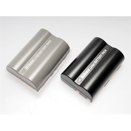 Nikon EN-EL3e Battery x2 thumbnail