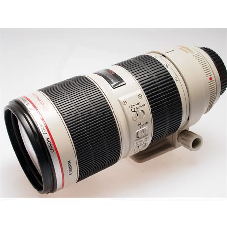 Canon 70-200mm F2.8 L IS USM II thumbnail