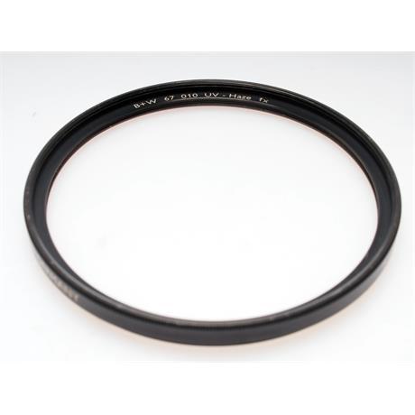 B+W 67mm UV - Single Coated thumbnail