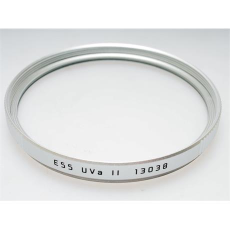 Leica E55 UVa II - Chrome thumbnail