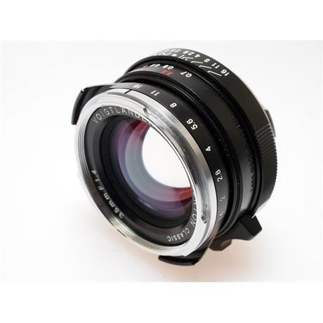 Voigtlander 35mm F1.4 VM Nokton MC thumbnail