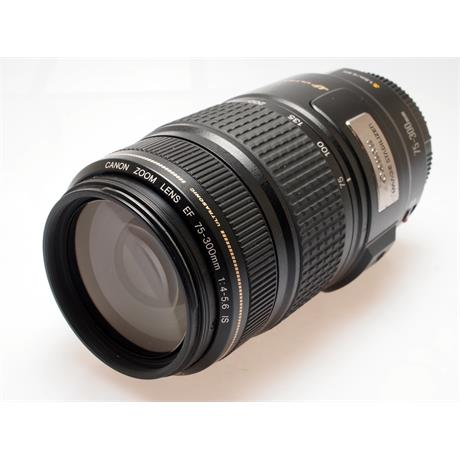 Canon 75-300mm F4-5.6 IS USM thumbnail
