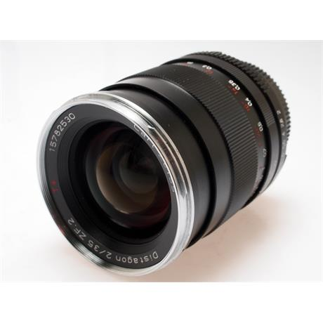 Zeiss 35mm F2 ZF.2 thumbnail