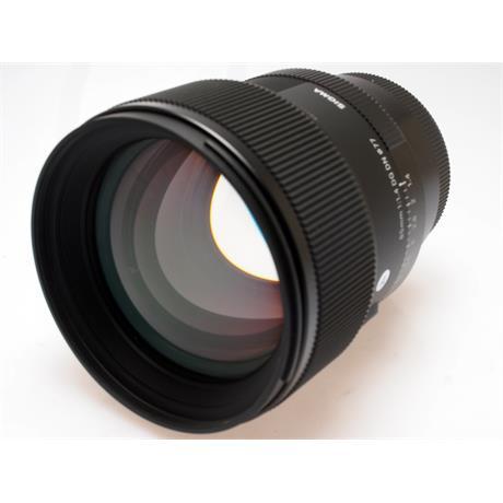 Sigma 85mm F1.4 DG DN Art - L Mount thumbnail