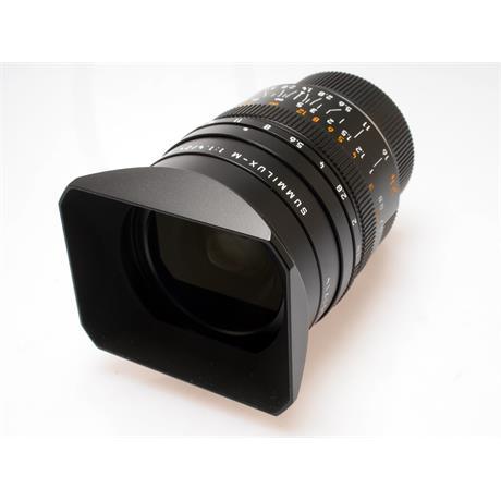 Leica 24mm F1.4 Asph M Black 6bit thumbnail