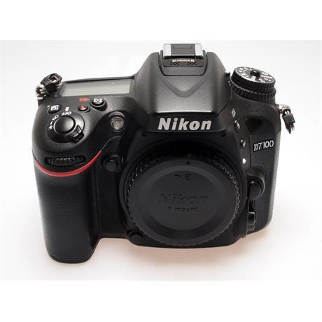 Nikon D7100 Body Only thumbnail