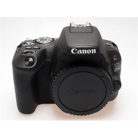Canon EOS 200D Body Only thumbnail