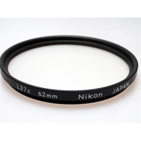 Nikon 62mm L37C UV thumbnail