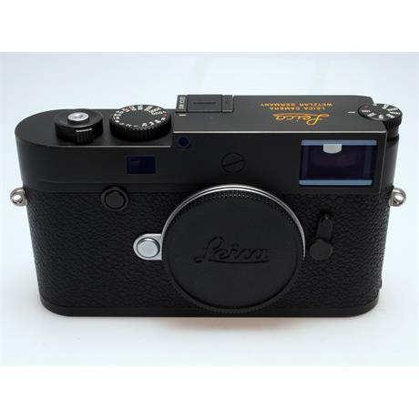 Leica M10-P Body Only - Black Chrome thumbnail