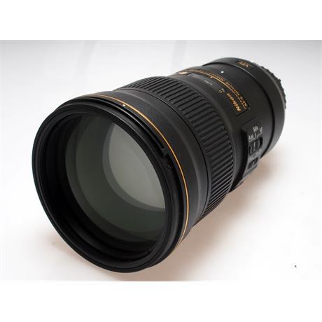 Nikon 300mm F4 E PF ED VR AFS thumbnail