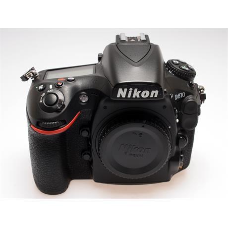 Nikon D810 Body Only thumbnail
