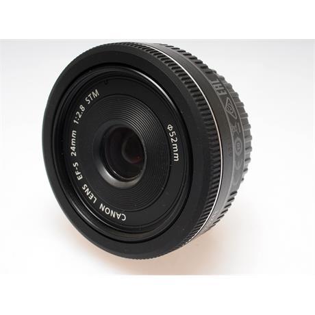 Canon 24mm F2.8 STM EF-S thumbnail