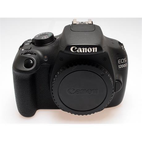 Canon EOS 1200D Body Only thumbnail