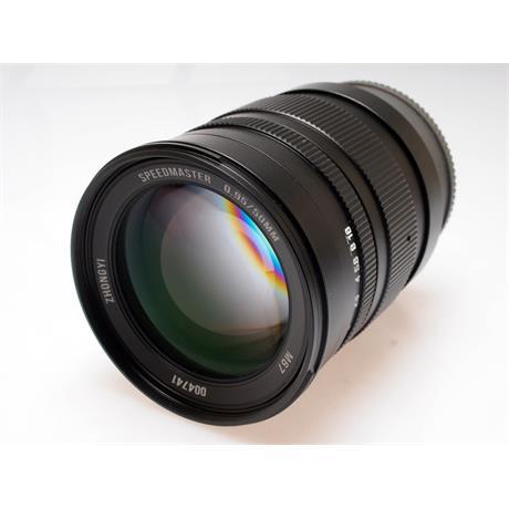 50mm F0.95 Speedmaster - Sony E thumbnail