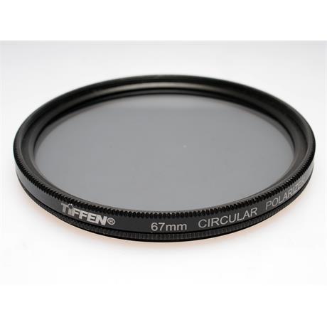 Tiffen 67mm Circular Polariser thumbnail