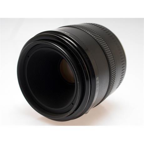 Canon 50mm F2.5 EF Macro thumbnail