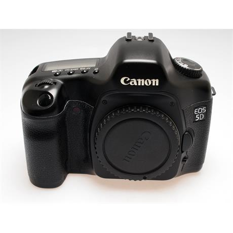 Canon EOS 5D Body Only thumbnail