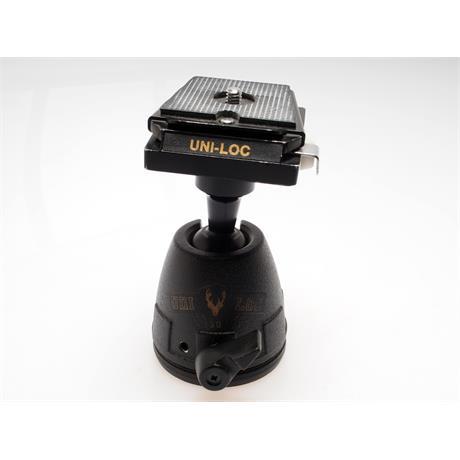 Uniloc 30 B&S Head + Q/Release Plate thumbnail