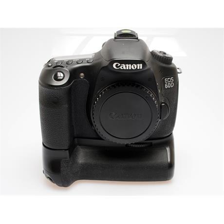 Canon EOS 60D Body Only thumbnail