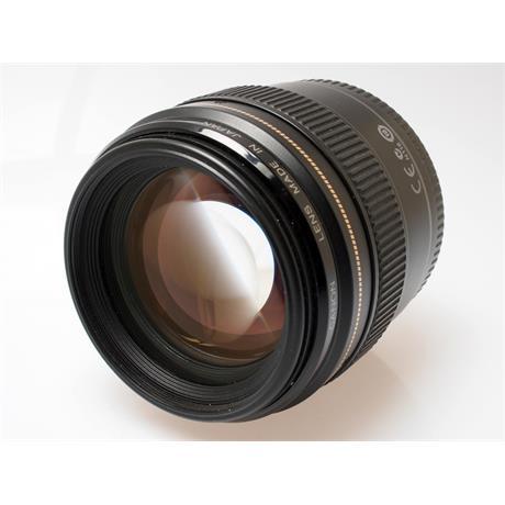 Canon 85mm F1.8 USM thumbnail
