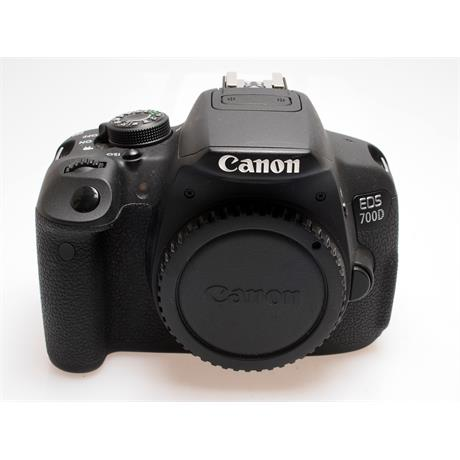 Canon EOS 700D Body Only thumbnail