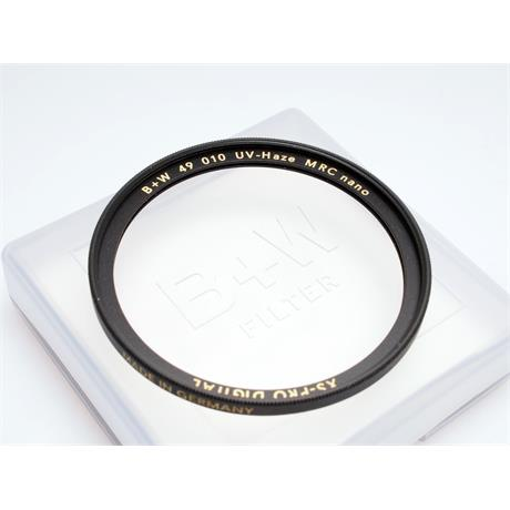 B+W 49mm UV Nano - Multi Coated thumbnail