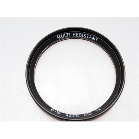 B+W 43mm UV - Multi Coated thumbnail
