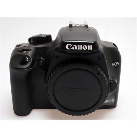 Canon EOS 1000D Body Only thumbnail