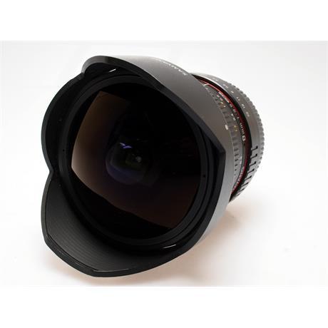 Samyang 8mm F3.5 IF UMC CS II Fisheye - Canon EO thumbnail