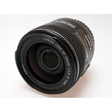 Canon 24mm F2.8 IS USM thumbnail