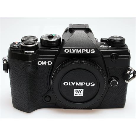Olympus OM-D E-M5 III Body Only - Black thumbnail