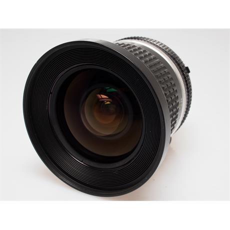 Nikon 18mm F3.5 AIS thumbnail