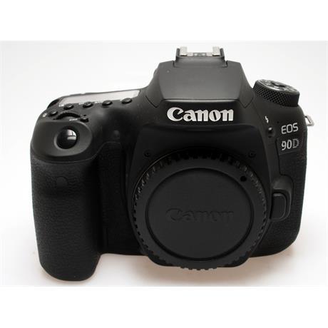 Canon EOS 90D Body Only thumbnail