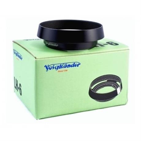 Voigtlander LH-6 Lens Hood thumbnail