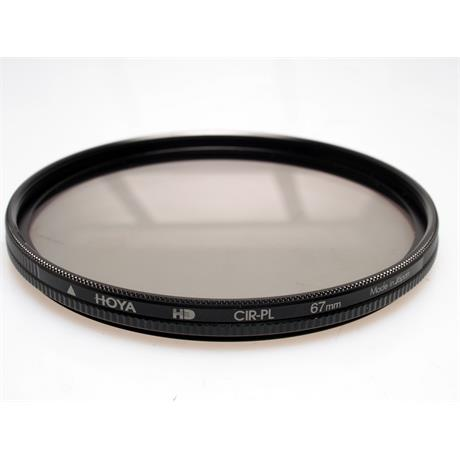 Hoya 67mm HD Circular Polariser thumbnail