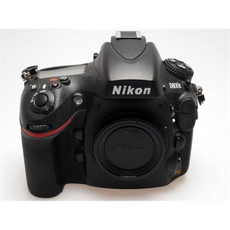 Nikon D800E Body Only thumbnail