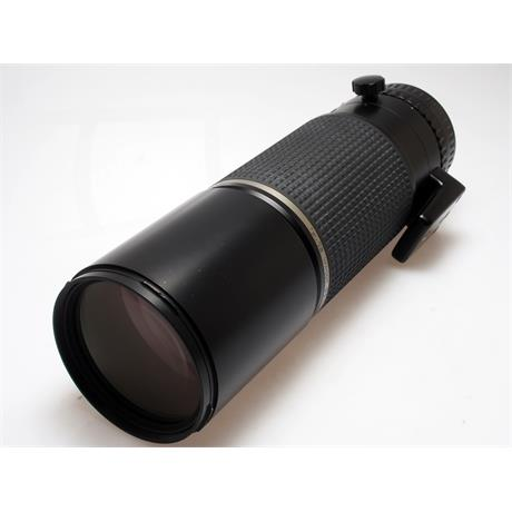 Pentax 400mm F5.6 ED (IF) FA thumbnail