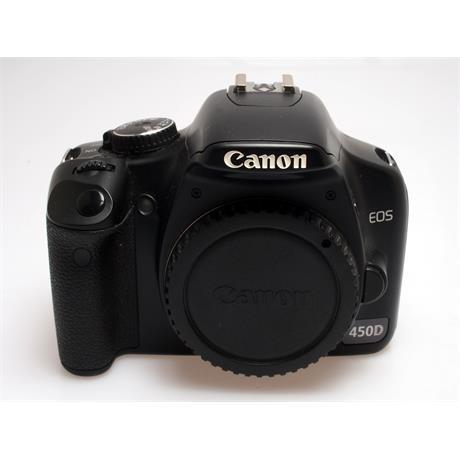 Canon EOS 450D Body Only thumbnail