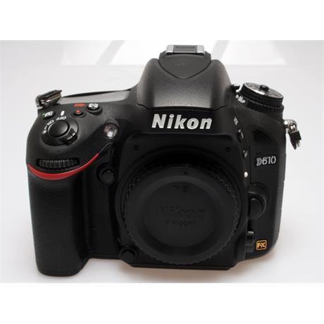 Nikon D610 Body Only thumbnail