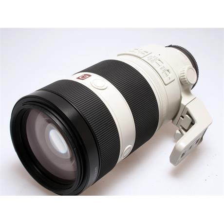 Sony 100-400mm F4.5-5.6 OSS GM FE thumbnail