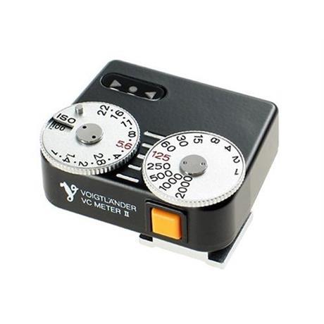 Voigtlander VCII Meter Black thumbnail
