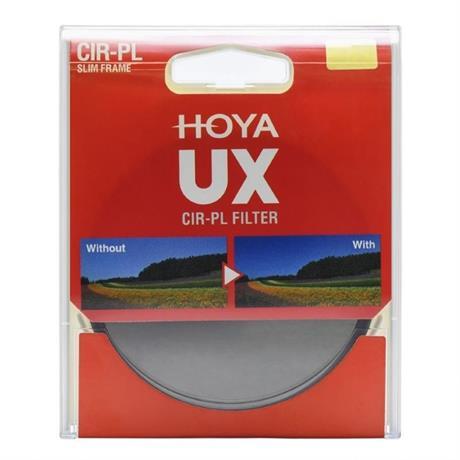 Hoya 82mm Circular Polarising UX thumbnail