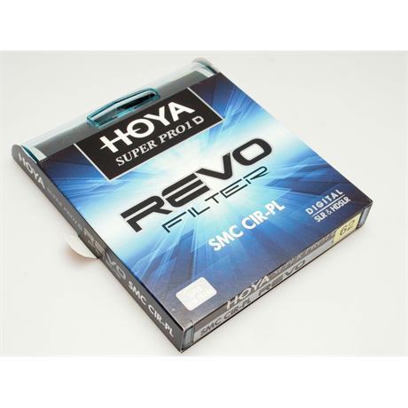 Hoya 62mm Revo Circular Polariser thumbnail